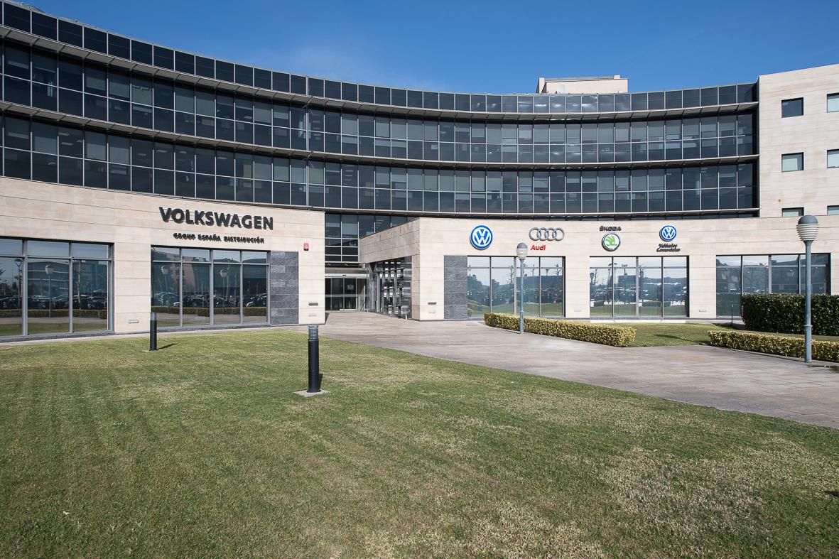 Sede Corporativa Volkswagen Group España Distribución