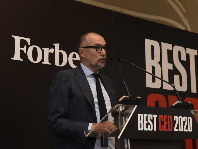 Andrés Rodríguez, Presidente y Editor de Forbes España.