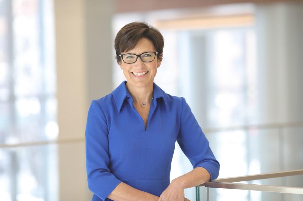 Jane Fraser, CEO de Citigroup.