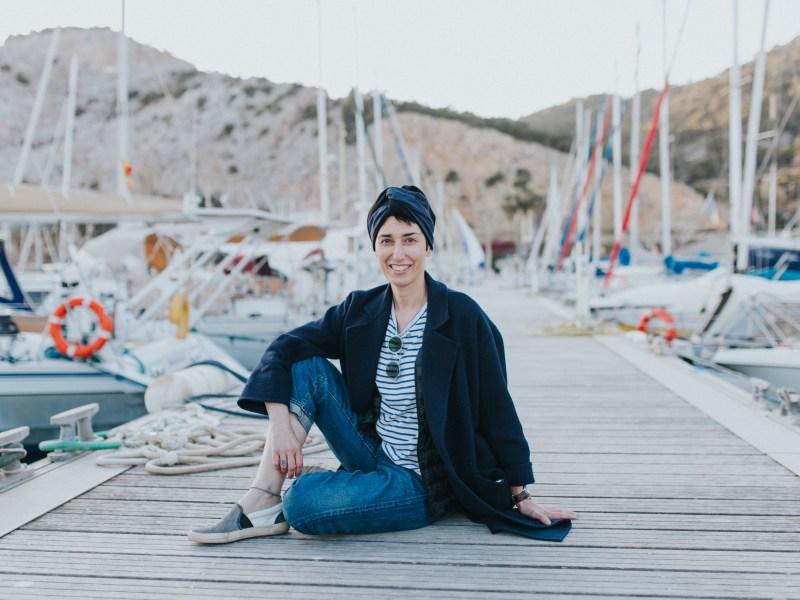 Ángela Lago, creadora de Just the Sea