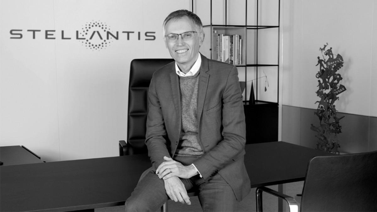 Carlos Tavares, CEO de Stellantis. Foto: Stellantis