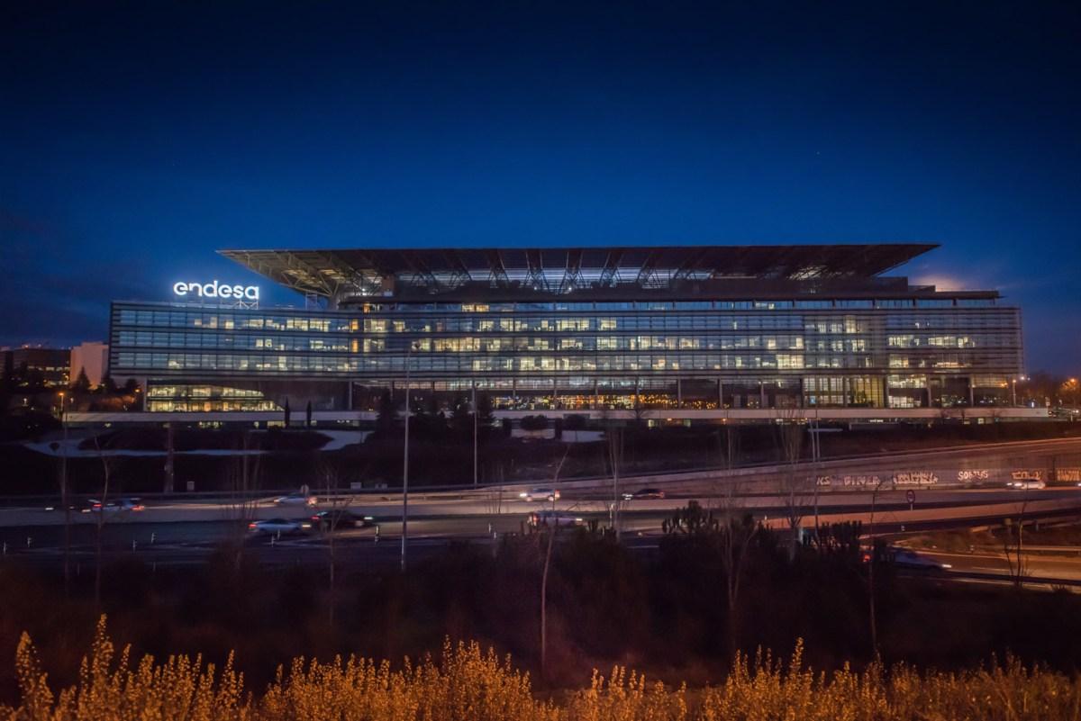 Sede de Endesa en Madrid. Foto: Endesa