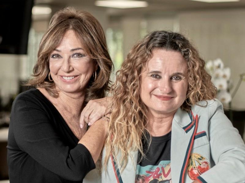 Ana Rosa Quintana y Xelo Montesinos, fundadoras de Unicorn Content. Foto: Pablo Lorente