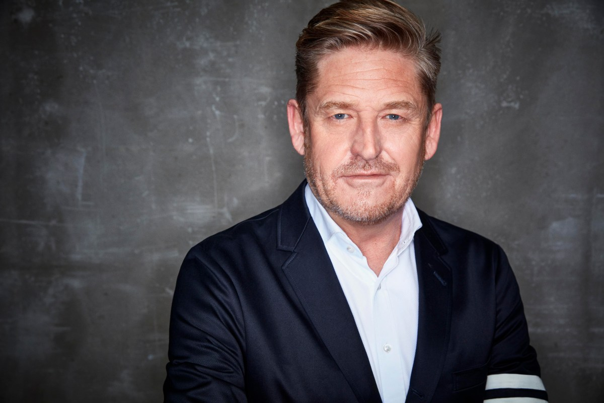 Wayne Anthony Griffiths, CEO de SEAT y Cupra